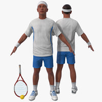 ma tennis player rigged 2
