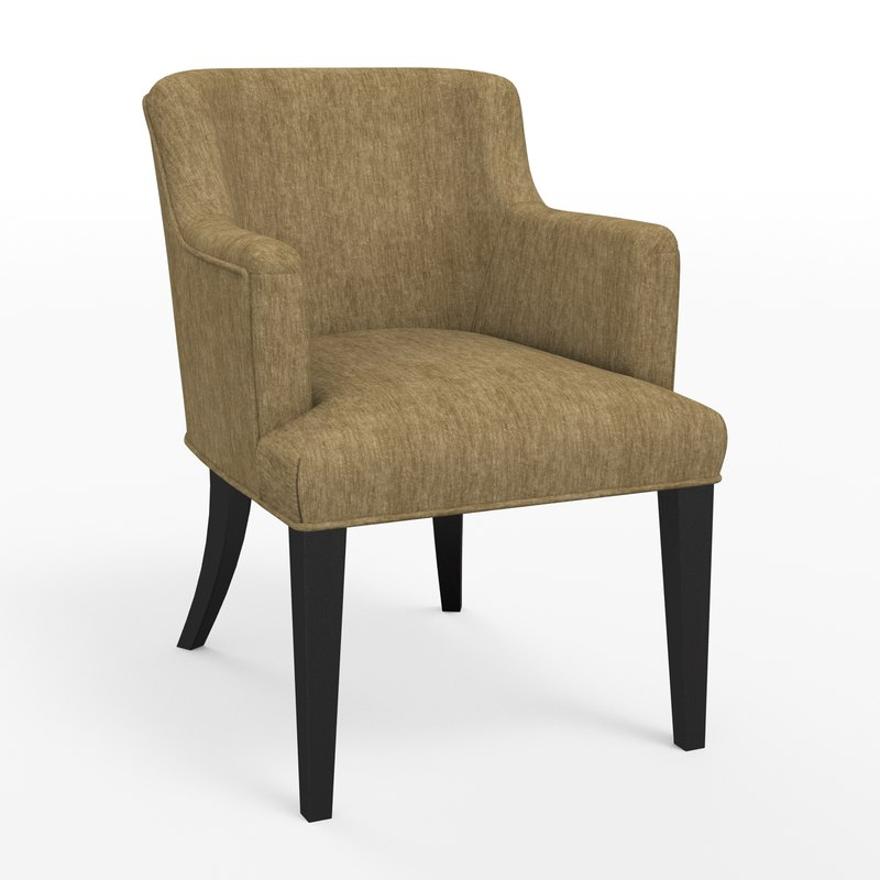 3d max chair armchair