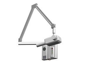 3d model dental x-ray unit