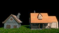 Toon Houses