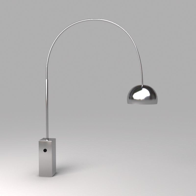 max floor lamp
