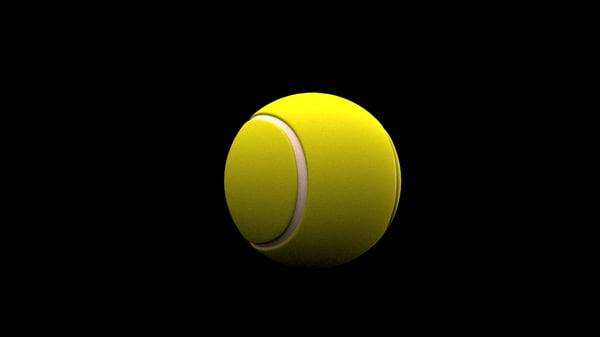 tennis ball 3ds