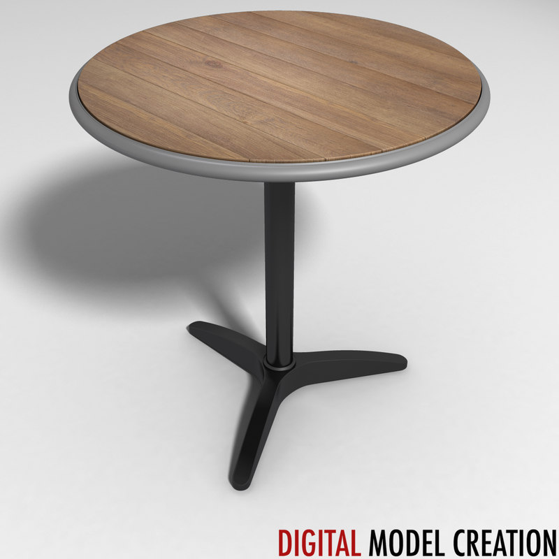 maya table furniture