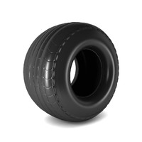 3dsmax wheel tyre