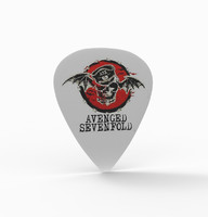 3d avenged sevenfold pick