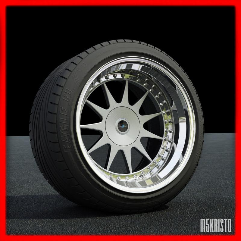 maya oz hartge wheel