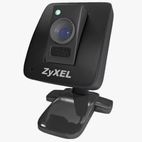 wireless camera zyxel n 3d model