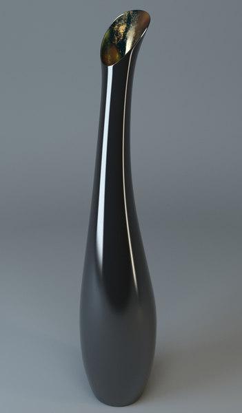 3ds max vases modern