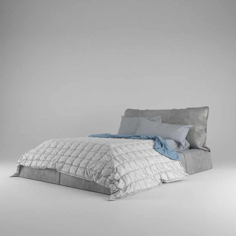 baxter paris slim bed max