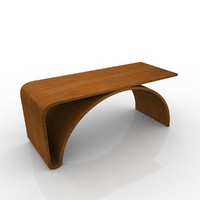 3d kaari table