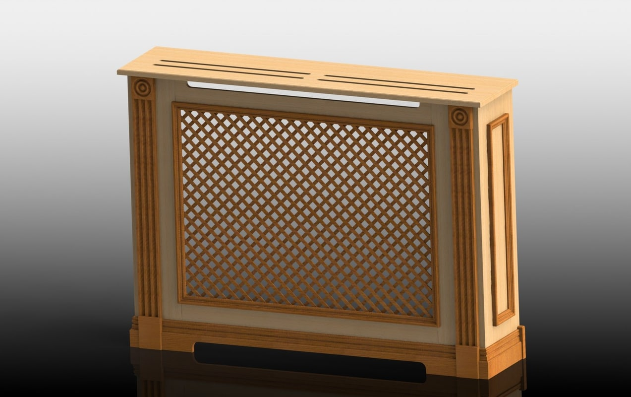 3d grilles radiator cover