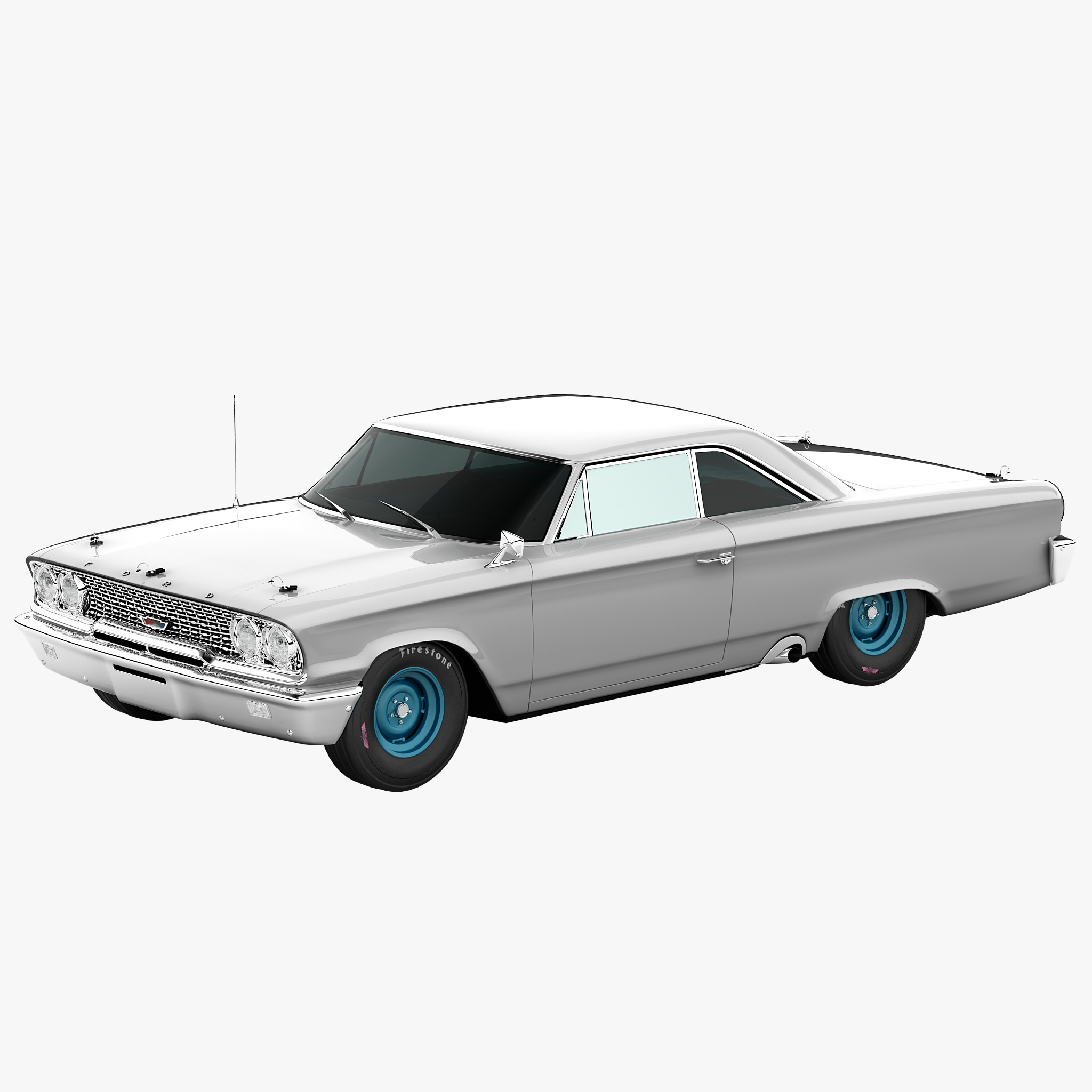 galaxie 500xl 1963 3ds