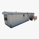 portable building 3D models