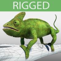 Chameleon (Green)