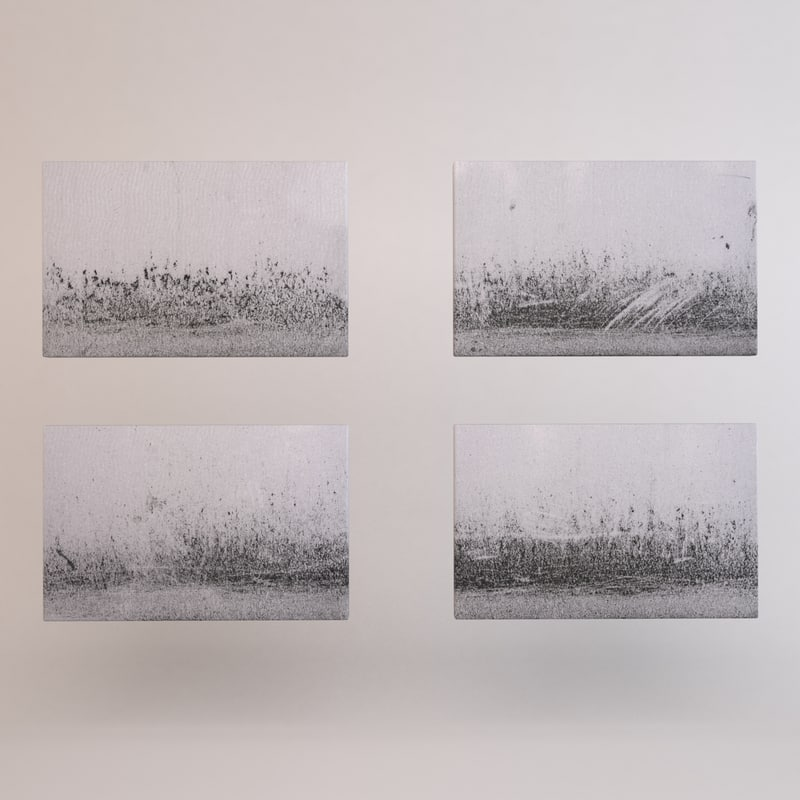 contemporary art canvas wall 3d max