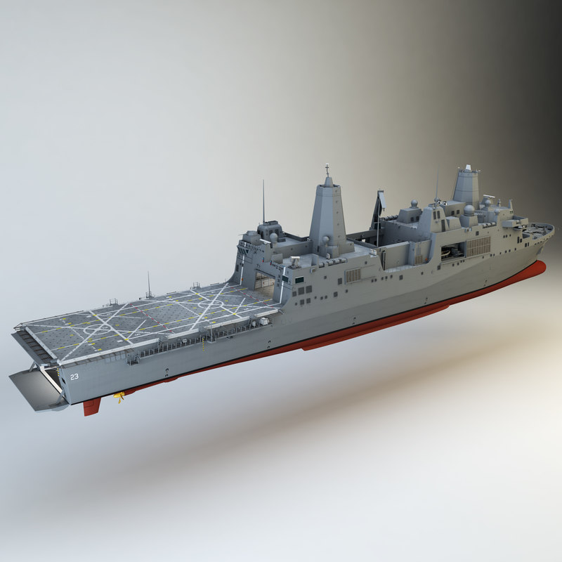 3d uss anchorage
