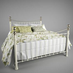 folded duvet pillows bed max