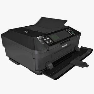 wireless printer canon pixma max