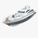 yacht 3D models