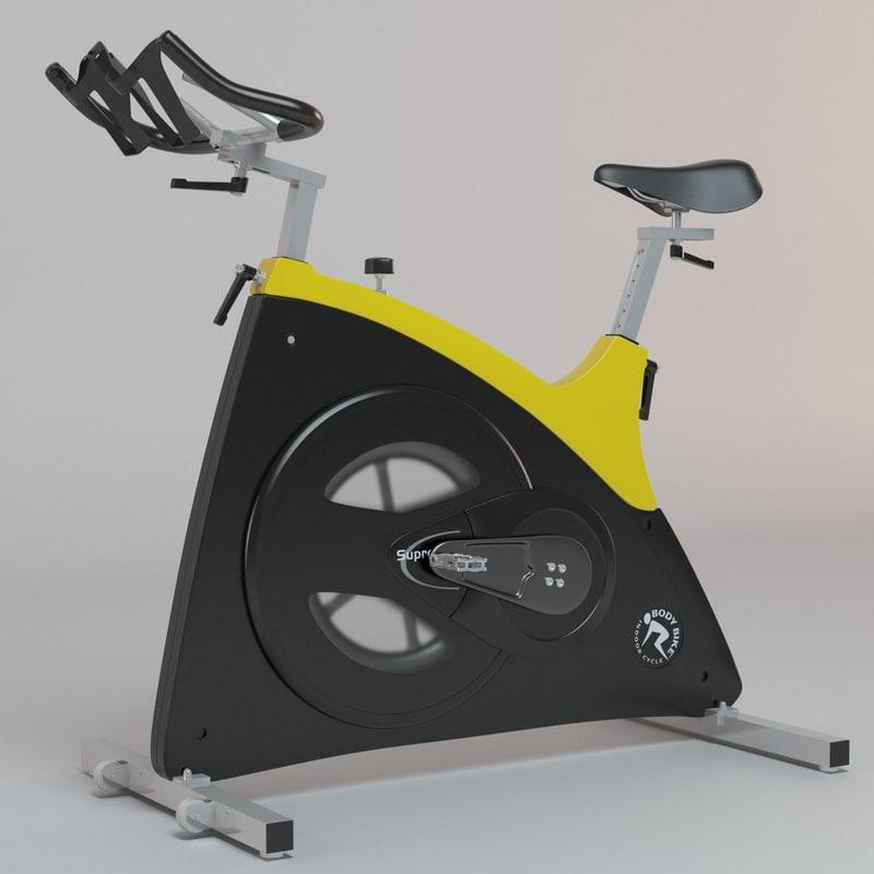 3d max body bike classic supreme