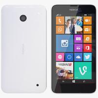 Nokia 635 white