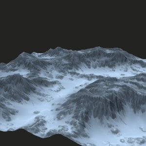 terrain obj