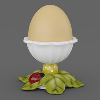max egg cup leaves