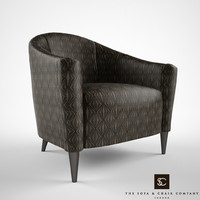 The Sofa And Chair Company Greco armchair
