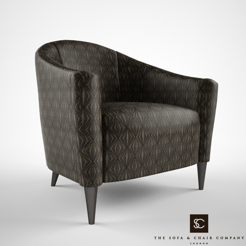 Pleasant The Sofa And Chair Company Greco Armchair Creativecarmelina Interior Chair Design Creativecarmelinacom