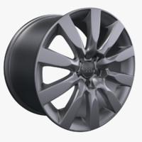 Audi A4 Rim