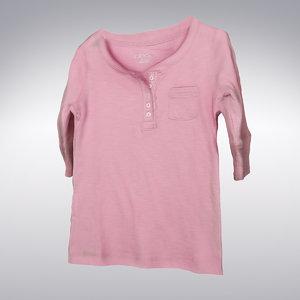 women s pink scanning 3d max
