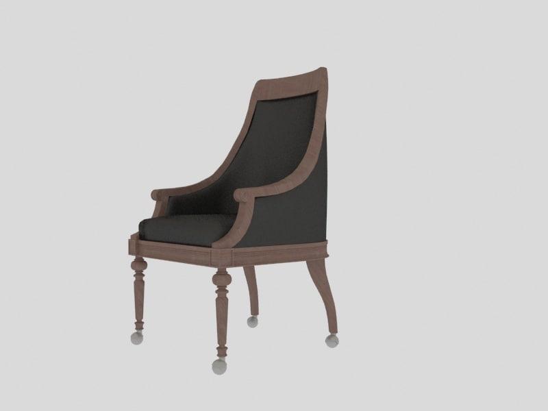 relax chair 3d model