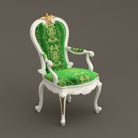 Baroque Chair_B1