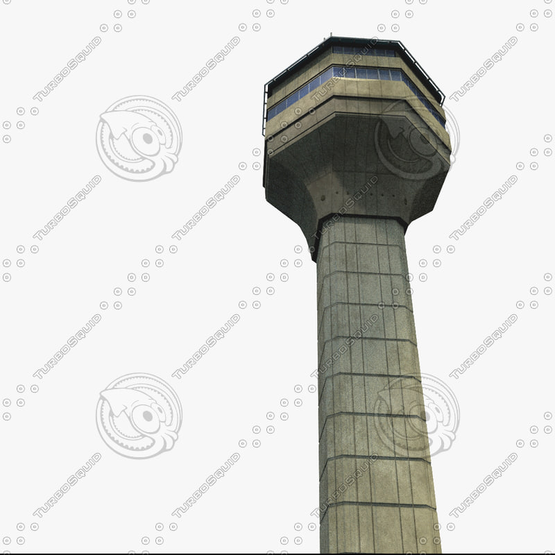 3d model air tower