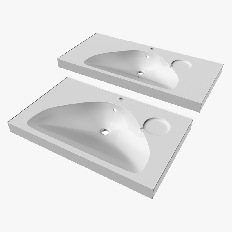 3d model of edeboviken sink 602 261