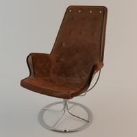 obj jetson lounge chair bruno