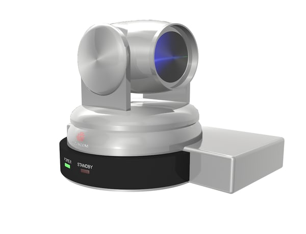 3d polycom webcam