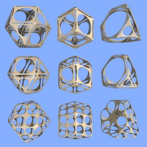 max geometric shape mht-06