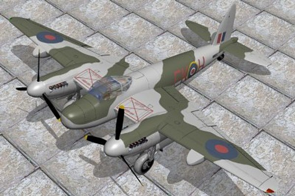 max mosquito fighter haviland nf30