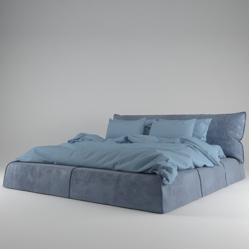 max baxter paris bed