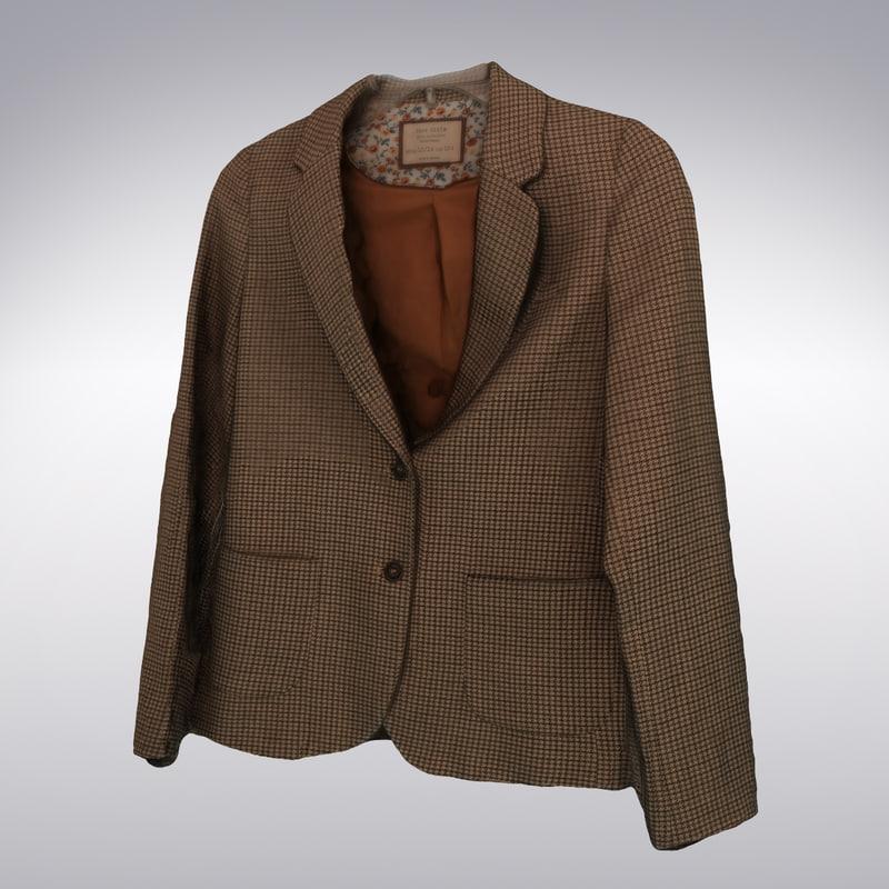 men s tweed jacket max