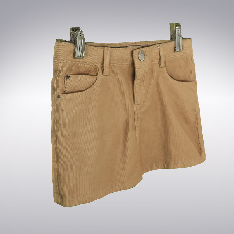 skirt scanning max free