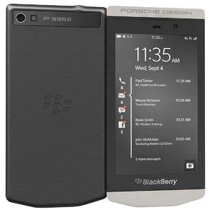 blackberry porsche design p 3d 3ds