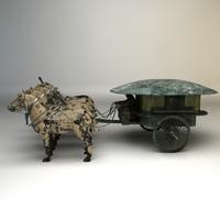 bronze chariots