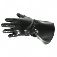 latex gloves 3d obj