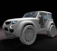 3ds 1 car