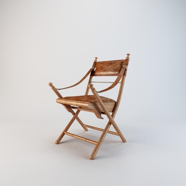 max chair safari