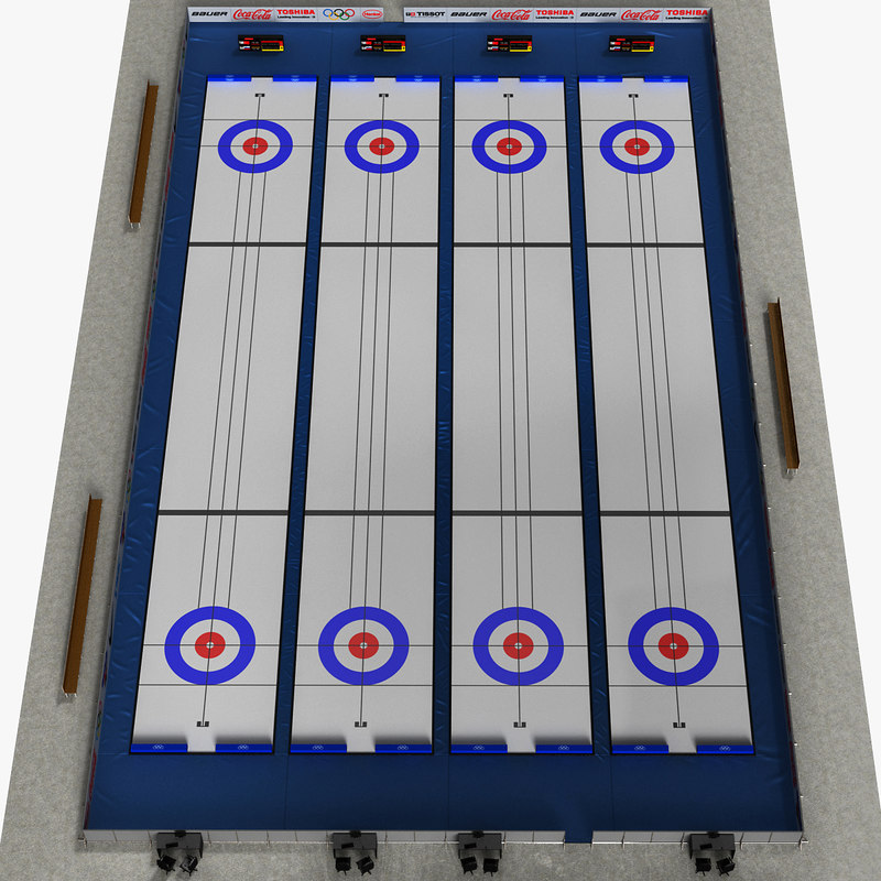 curling rink max