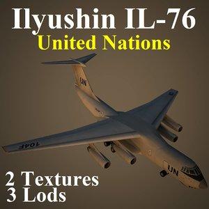 3d ilyushin united nations