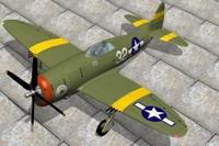 Republic P47D (Razorback)